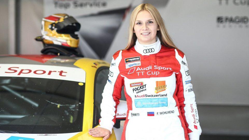 Fabienne Wohlwend (Liechtenstein)