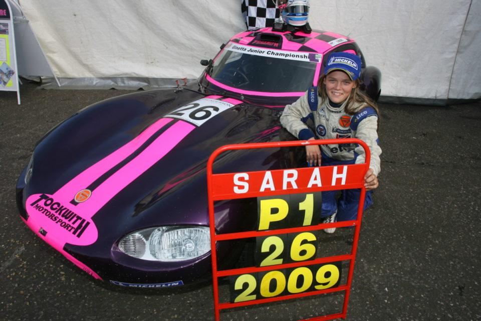 Sarah Moore (Grande Bretagne)