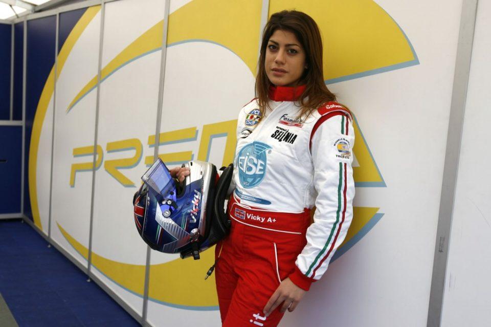Vicky Piria (Italie)