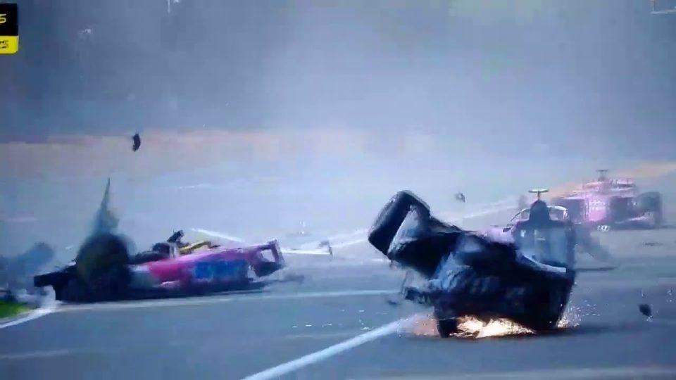 Un Français meurt dans un accident de Formule 2 à Spa — Belgique