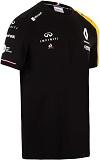 Renault F1 Team T-Shirt Officiel 2019 pour Homme Noir