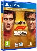 F1 2019 EDITION LEGENDES : Senna et Prost - PS4 / Xbox / PC