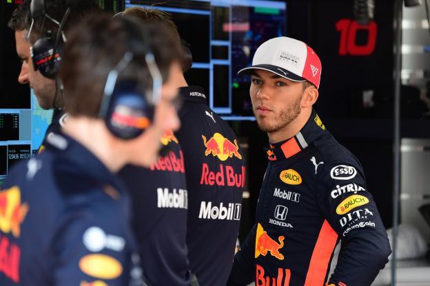 Pierre Gasly se confie au sujet de sa saison difficile chez Red Bull