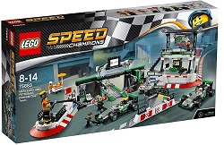 LEGO Speed Champions - MERCEDES AMG PETRONAS Formula One Team