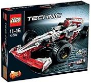 LEGO Technic - Jeu de Construction - La Voiture de F1