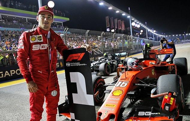 """Nico Hulkenberg à propos de Charles Leclerc : """"un sacré veinard !"""""""