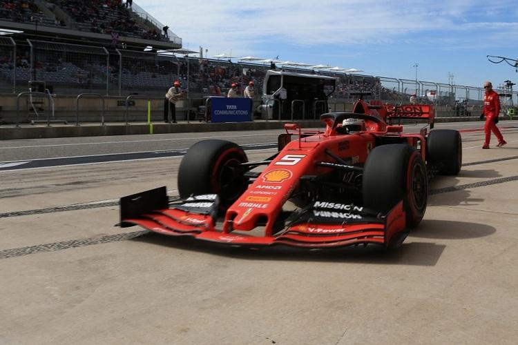F1: quand Verstappen sous-entend une triche chez Ferrari