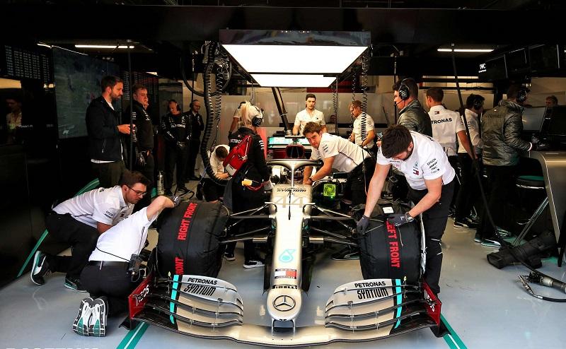 Mercedes va devoir régler quelques problèmes de fiabilité