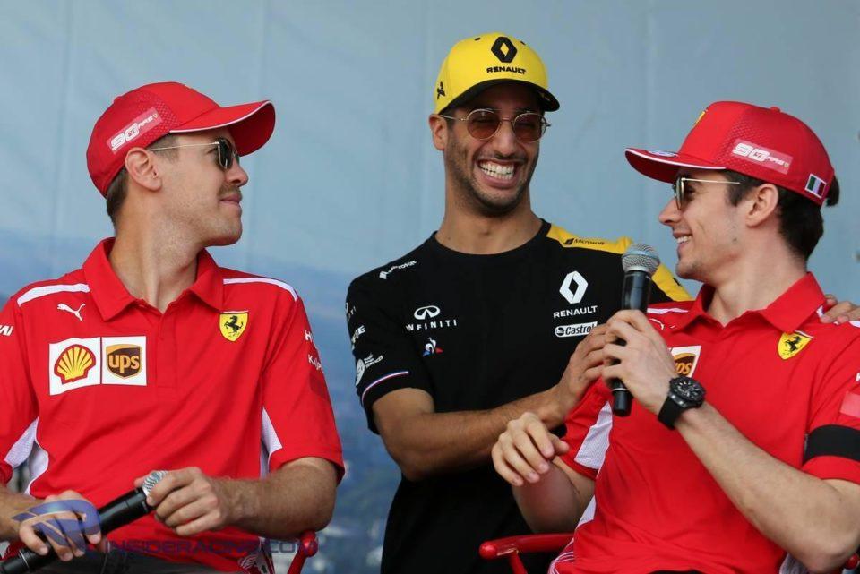 Les dirigeants de Renault sont conscients que la situation de Daniel Ricciardo pourrait évoluer très rapidement