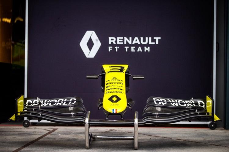 Formule 1 : Renault F1 annonce du chômage partiel