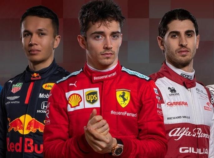 Leclerc remporte le Grand Prix virtuel d'Australie, Vandoorne 6e