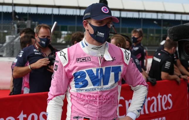 Nico Hülkenberg : intérim de luxe et pilote du jour au Nürburgring